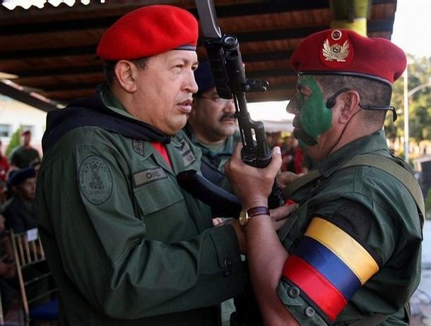 Armée Venezuelienne/National Bolivarian Armed Forces/ Fuerza Armada Nacional Bolivariana 610x10