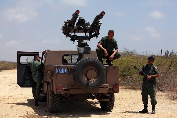 Armée Venezuelienne/National Bolivarian Armed Forces/ Fuerza Armada Nacional Bolivariana 610x211