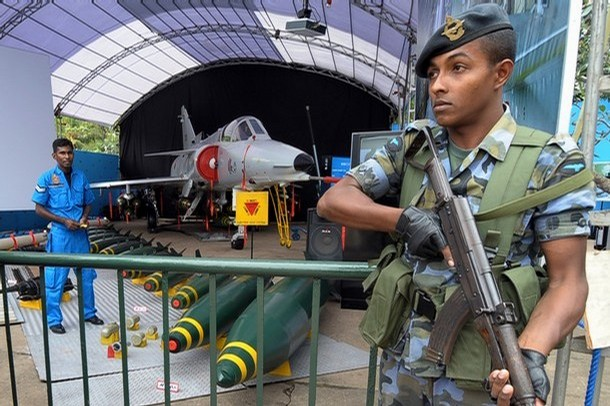 armée Sri-lankaise / Sri Lanka Armed Forces - Page 2 610xca11