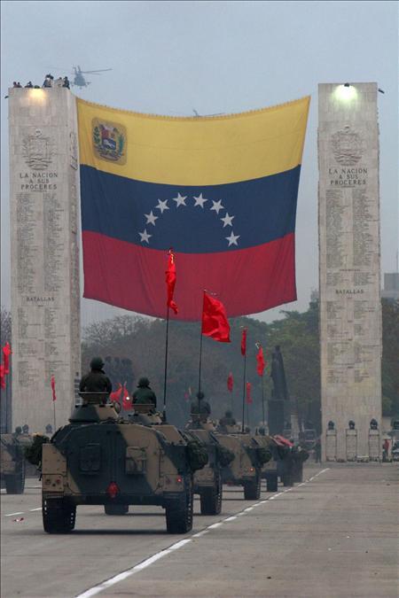 Armée Venezuelienne/National Bolivarian Armed Forces/ Fuerza Armada Nacional Bolivariana 91010810