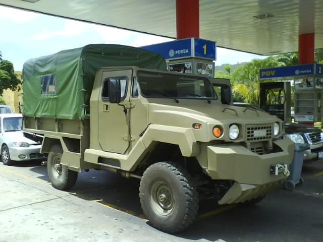 Armée Venezuelienne/National Bolivarian Armed Forces/ Fuerza Armada Nacional Bolivariana Dsc00010