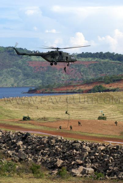 Armée Venezuelienne/National Bolivarian Armed Forces/ Fuerza Armada Nacional Bolivariana Dsc04910