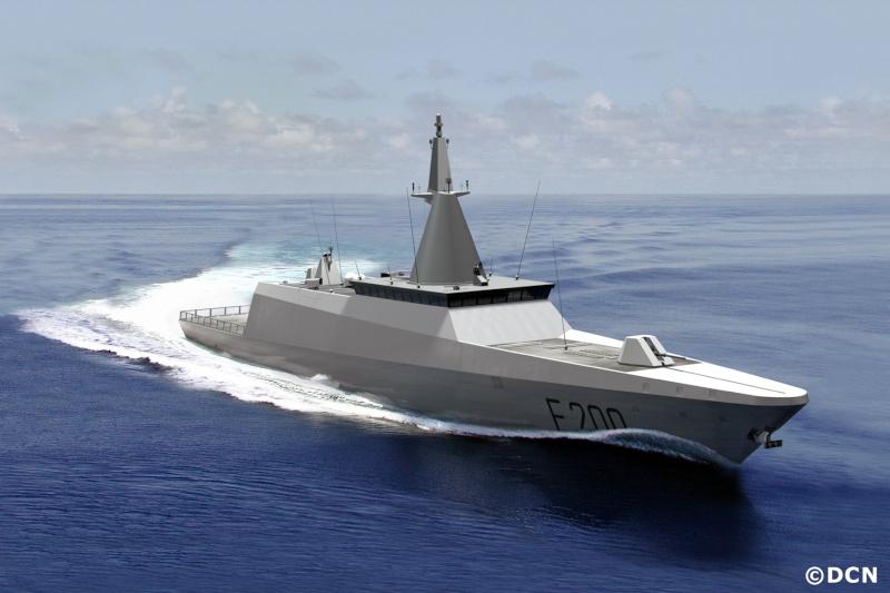 les navires de guerres(present&futur) Gowind10