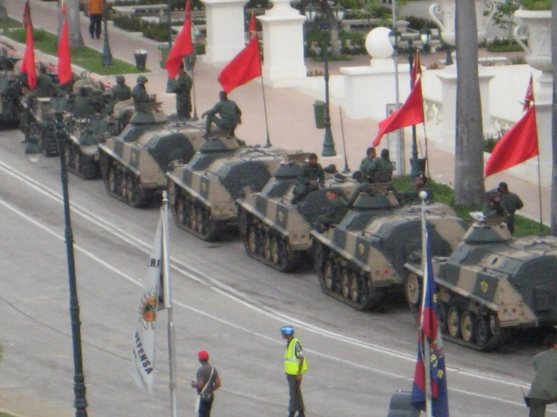 Armée Venezuelienne/National Bolivarian Armed Forces/ Fuerza Armada Nacional Bolivariana Imagen10