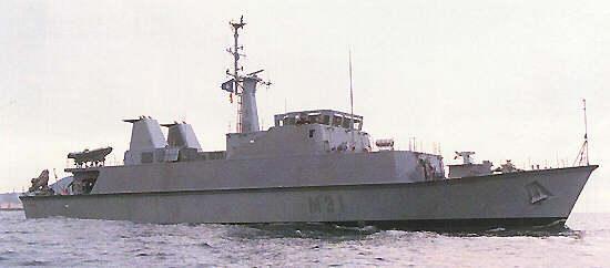 Armes made in Spain M3010