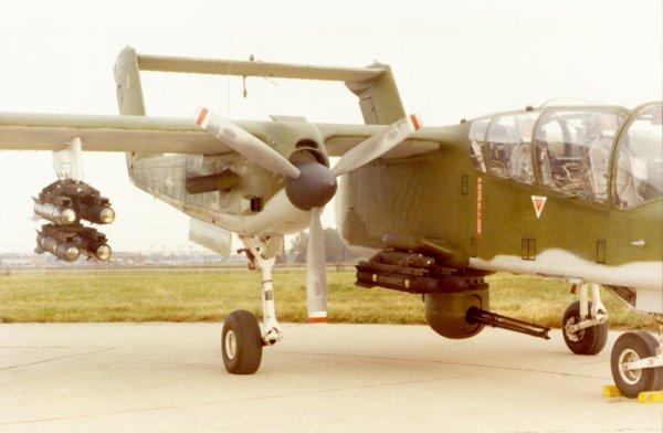Rockwell OV-10 Bronco Ov10br10