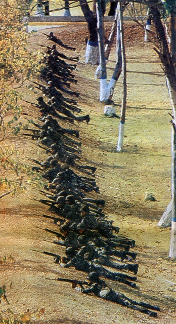 Armée Venezuelienne/National Bolivarian Armed Forces/ Fuerza Armada Nacional Bolivariana Soldad10