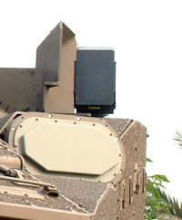 Active protection systems APS Trophy10