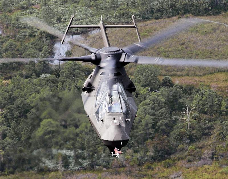 Hélicoptères de combats Us-rah10