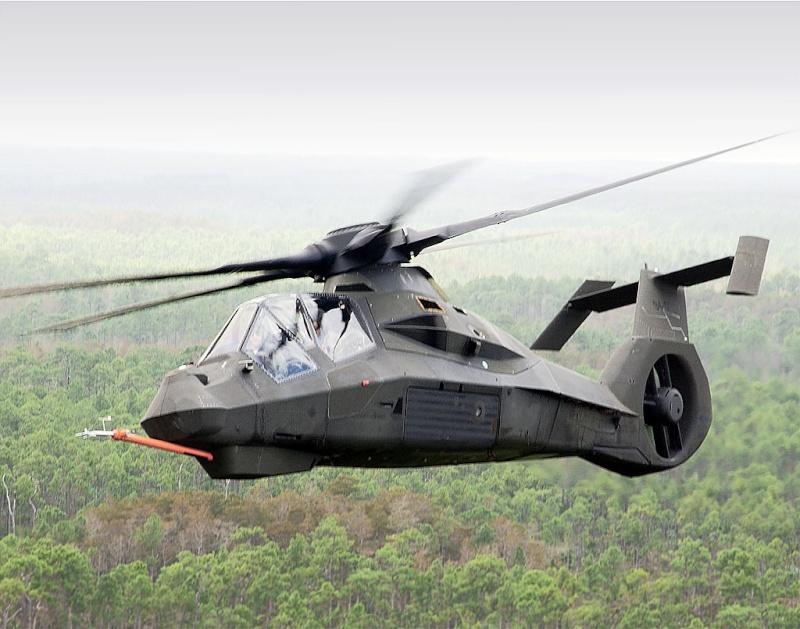 Hélicoptères de combats Us-rah11