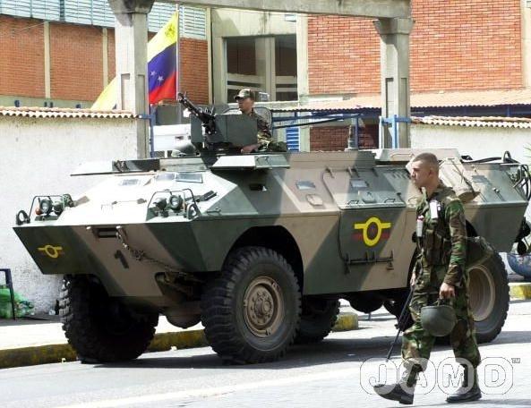 Armée Venezuelienne/National Bolivarian Armed Forces/ Fuerza Armada Nacional Bolivariana V100co10