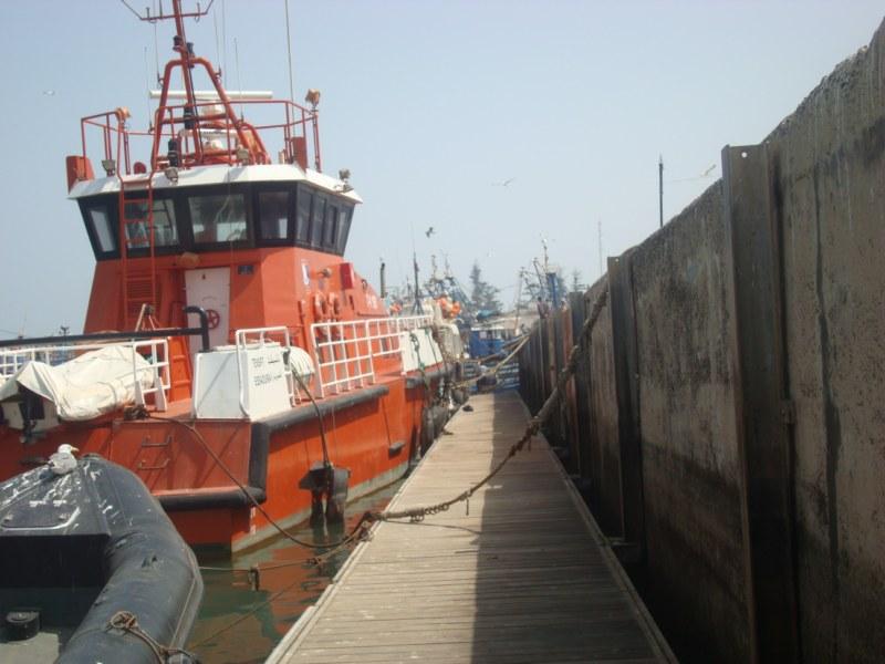 Sauvetage maritime au Maroc / service de recherche et de sauvetage  Vedett10