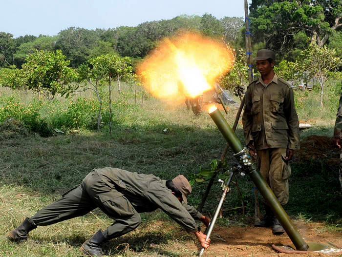 armée Sri-lankaise / Sri Lanka Armed Forces - Page 2 Wanni-10