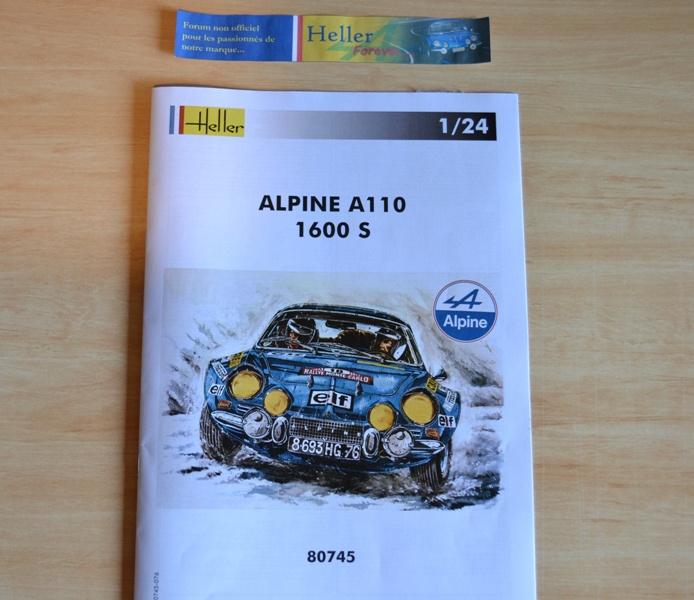 [Heller]  ALPINE A110 1600 S  - 1/24ème - Réf:80745 Dsc_0020