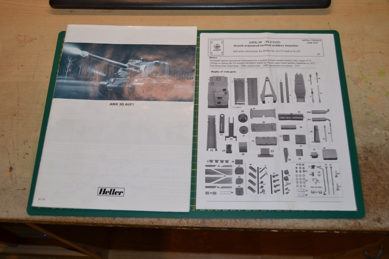 AMX-30 PLUTON -[Heller 81129] + [Terre-Model TM014] 1/35 Dsc_0246