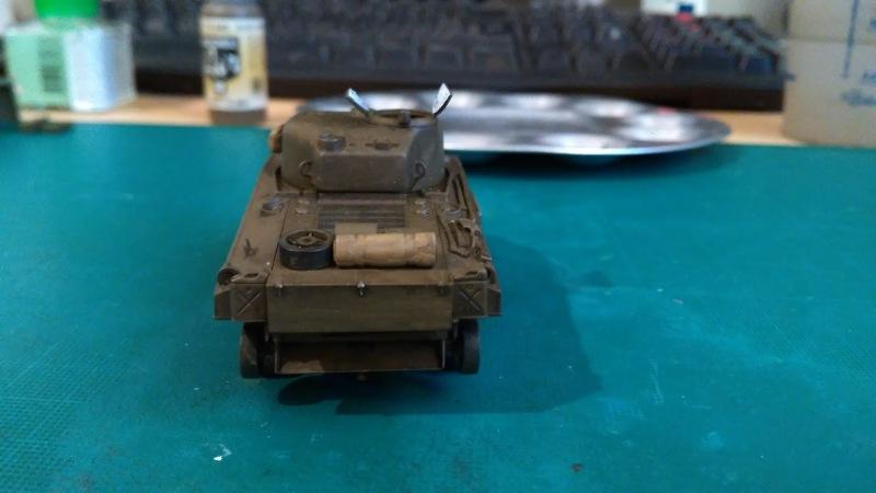 "La 2ème DB ""Jeep - GMC CCKW353 - Sherman M4a2""  [Heller 1/72] - Page 3 Img_2356"
