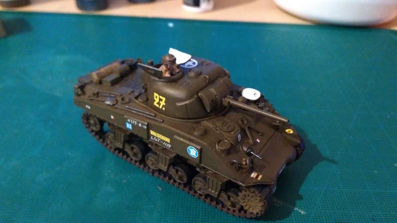 "La 2ème DB ""Jeep - GMC CCKW353 - Sherman M4a2""  [Heller 1/72] - Page 3 Img_2360"