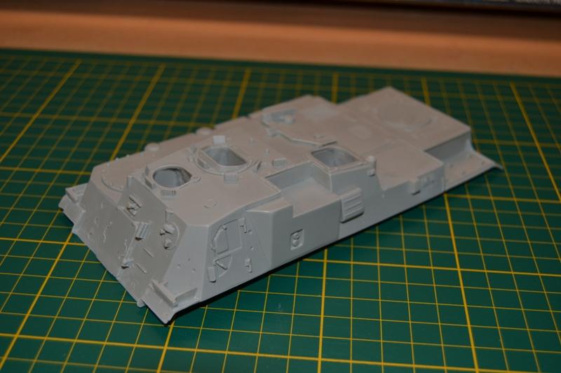 AMX-30 PLUTON -[Heller 81129] + [Terre-Model TM014] 1/35 Pluton11