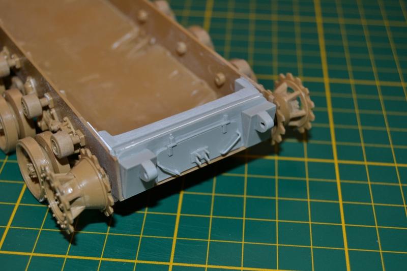 AMX-30 PLUTON -[Heller 81129] + [Terre-Model TM014] 1/35 Pluton12