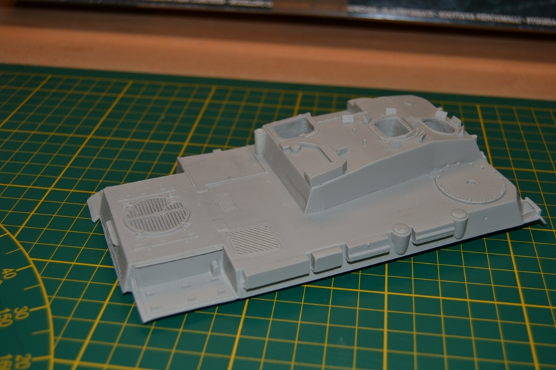 AMX-30 PLUTON -[Heller 81129] + [Terre-Model TM014] 1/35 Pluton13