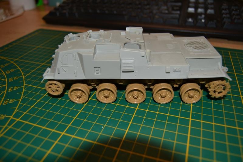 AMX-30 PLUTON -[Heller 81129] + [Terre-Model TM014] 1/35 Pluton15