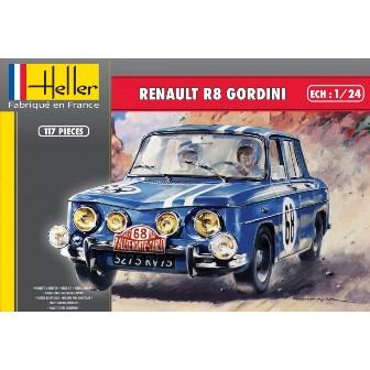 Echange BERLINETTE Alpine A110 contre Renault R8 Gordini Renaul11