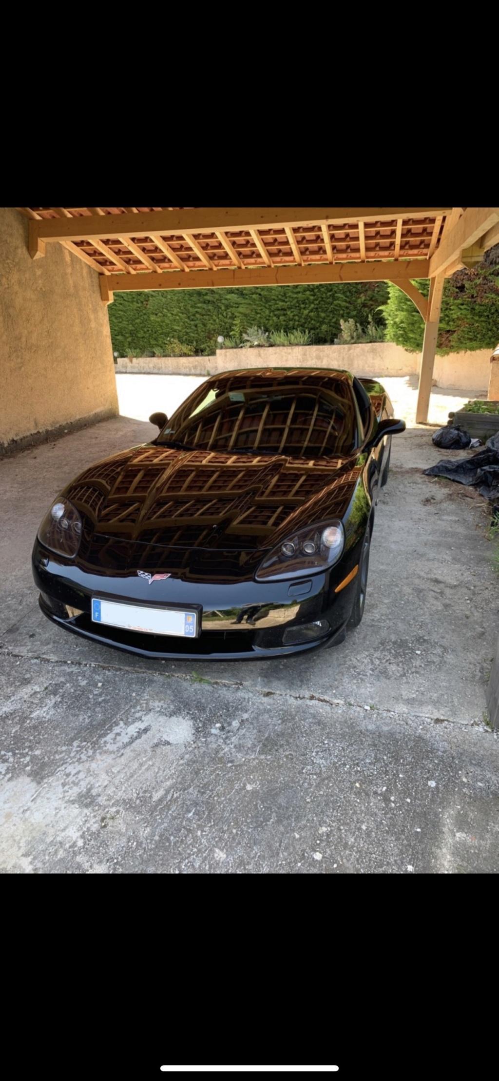 Bye Mustang, Salut Corvette ! Img_1610