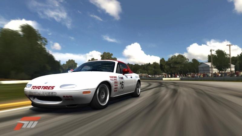 Spec Miata Liveries Forza110