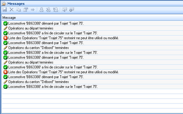 Profil de vitesse en IIm - Page 4 Messag10