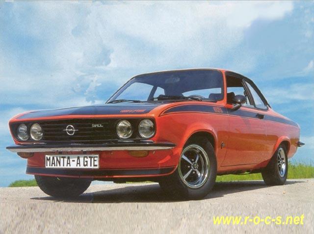 [Présentation] Le design par Opel - Page 2 Manta_10