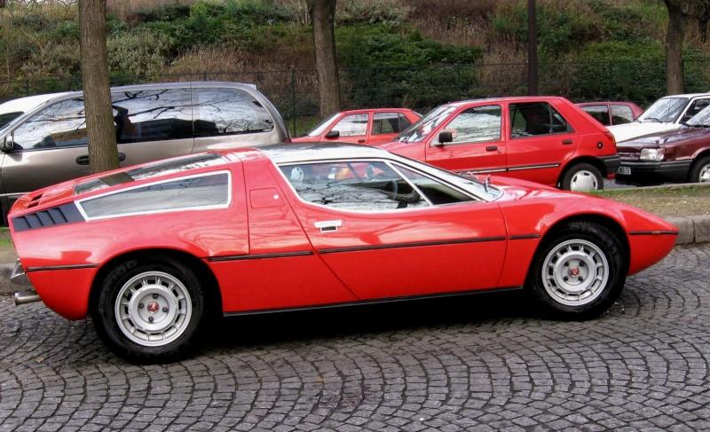 [Présentation] Le design par Maserati Masera10
