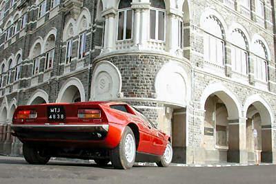 [Présentation] Le design par Maserati Masera11