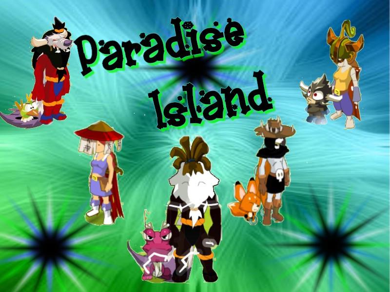 Bienvenue sur le forum de la guilde Paradise Island