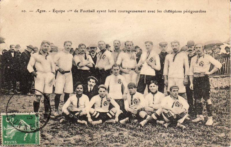 Palmarès du Sporting Union Agenais 29493510