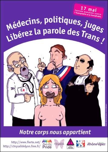 Chrysalide --Flyer Libérez la parole des trans Recto_11
