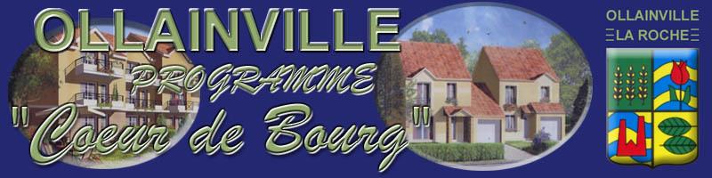 Ollainville Programme Coeur de Bourg Khor