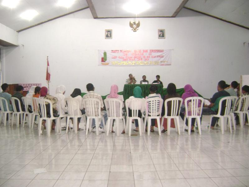 Foto-Foto Kegiatan Latihan Dasar Kepemimpinan (LDK) Angkatan III IPPMASSI Ambon Dsc05115