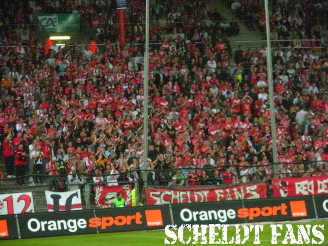 L1 : Valenciennes - PSG 110