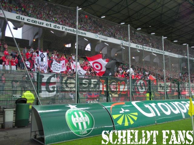 L1 : Saint Etienne - Valenciennes 111