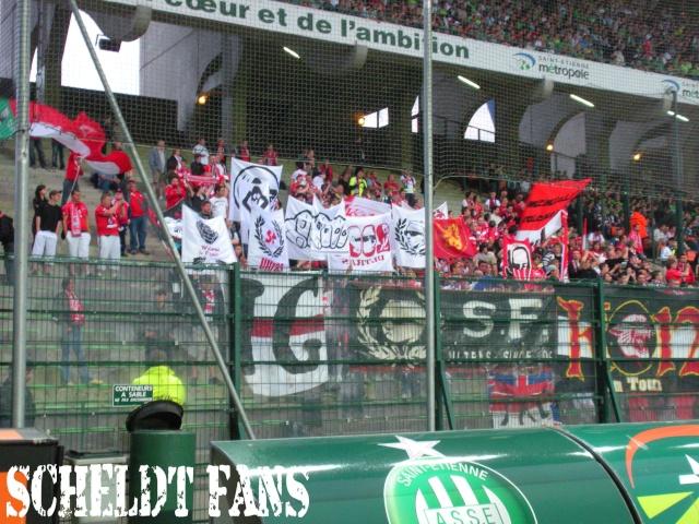 L1 : Saint Etienne - Valenciennes 311