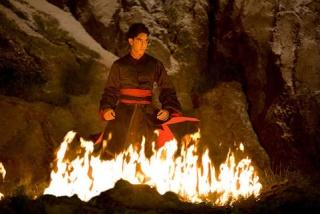 """"""" Avatar, le dernier maître de l'air """" le film The-la10"""