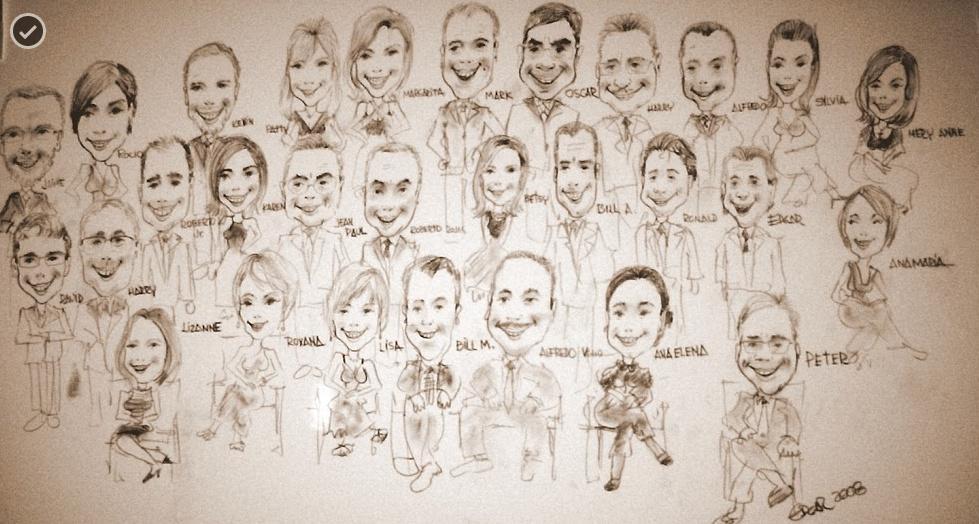 caricatura de un Nobel de la paz señor  OSCAR ARIAS Oscar_10