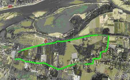Projet triathlon 2010 Parcou11