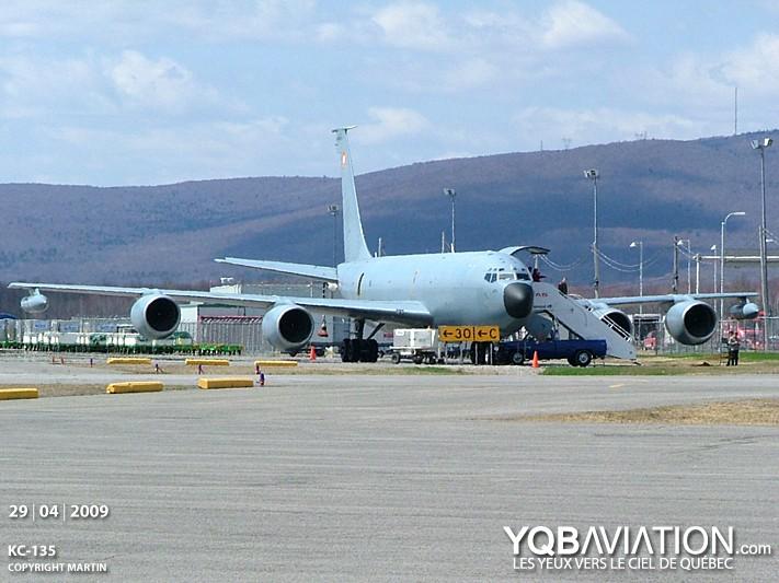 Visites militaire européenne Kc110