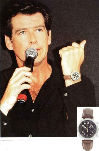 Les montres au cinéma ou les photos célèbres d'acteurs les portant Dynami11