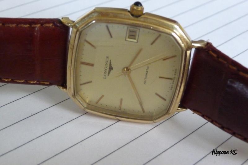 Les montres plates ... Longin15