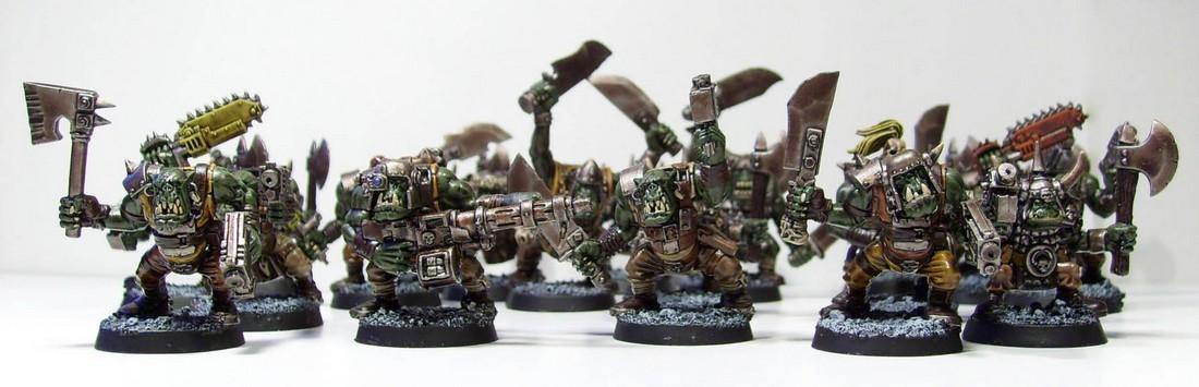 figurines multi armée à la HARBOR  S7301910