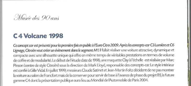 1998 - [SECRET] Citroën C4 Volcane  09082710