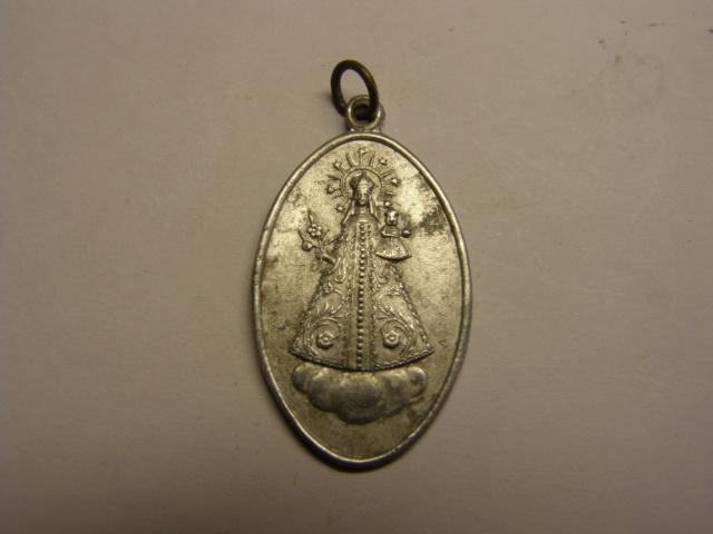 Medalla de Santa Maria de Rafet o Refet, Artesa de Segre. (AM) Med25_12