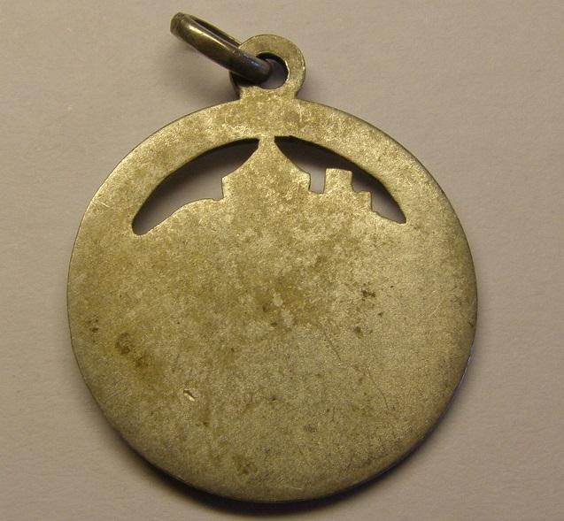 Medalla de Nª Sª DE Farners. Siglo XX. (MAM) Med_1823